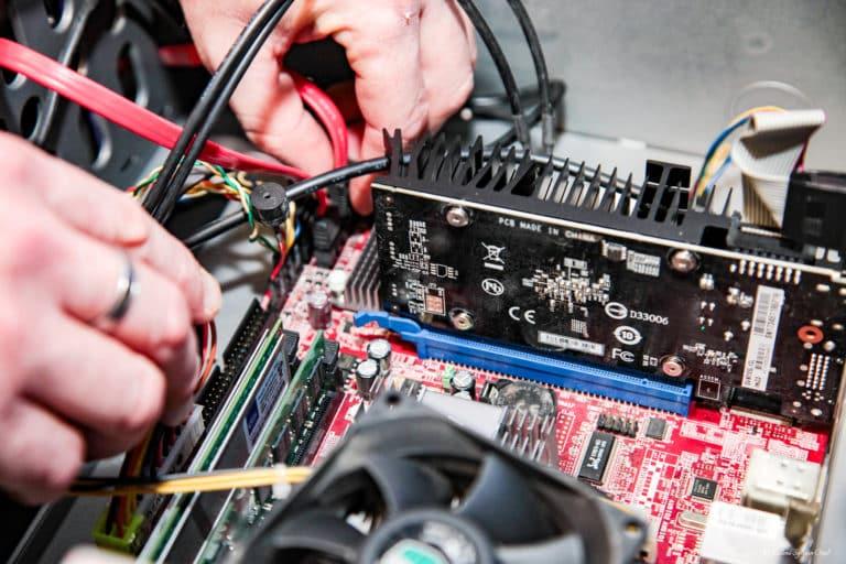 Réparation de matériel informatique à luçon