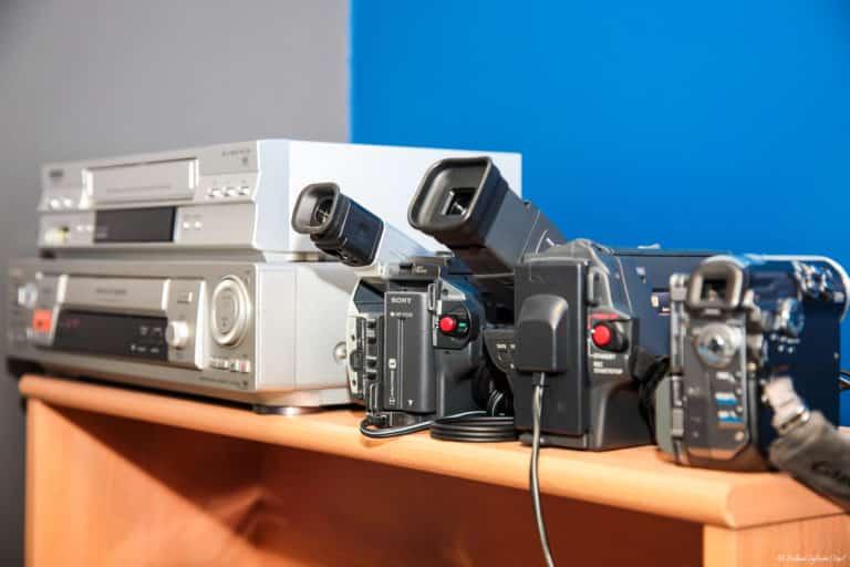 Transfert et numérisation anciennes cassette Super 8